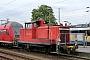 """Krupp 4613 - DB Schenker """"363 201-5"""" 02.05.2010 - CottbusMarco Völksch"""