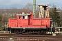"Krupp 4617 - DB Cargo ""363 205-6"" 10.01.2020 - Basel, Badischer BahnhofTheo Stolz"