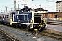 "Krupp 4617 - DB ""365 205-4"" 02.09.1992 - Nürnberg, HauptbahnhofWerner Brutzer"