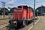 """Krupp 4617 - DB Cargo """"363 205-6"""" 19.05.2018 - Karlsruhe, HauptbahnhofWolfgang Rudolph"""