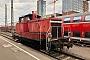 """Krupp 4617 - DB Cargo """"363 205-6"""" 16.09.2019 - Freiburg (Breisgau), HauptbahnhofHerbert Stadler"""