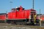 "Krupp 4618 - Railion ""363 206-4"" 29.01.2006 - Oberhausen-OsterfeldRolf Alberts"