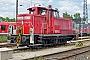 """Krupp 4618 - DB Schenker """"363 206-4"""" 27.05.2015 - Dortmund, BetriebshofAndreas Steinhoff"""