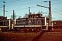 """Krupp 4618 - DB """"261 206-7"""" 27.12.1982 - Emden, BahnbetriebswerkJulius Kaiser"""