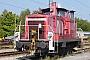 """Krupp 4618 - DB Cargo """"363 206-4"""" 12.09.2016 - Dortmund, BetriebsbahnhofAndreas Steinhoff"""