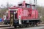 """Krupp 4618 - DB Cargo """"363 206-4"""" 19.03.2017 - Dortmund, BetriebsbahnhofAndreas Steinhoff"""