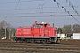 """Krupp 4621 - DB Schenker """"363 209-8"""" 14.03.2015 - Basel, Badischer BahnhofWerner Schwan"""