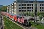 """Krupp 4621 - DB Cargo """"363 209-8"""" 08.05.2016 - Freiburg (Breisgau), HauptbahnhofWerner Schwan"""