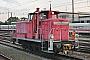 """Krupp 4621 - DB Schenker """"363 209-8"""" 04.08.2015 - Basel, Badischer BahnhofTobias Schmidt"""