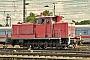 "Krupp 4621 - DB Schenker ""363 209-8"" 30.08.2014 - Basel, Bad. BahnhofKurt Sattig"