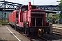 "Krupp 4621 - DB Cargo ""363 209-8"" 30.04.2016 - FreiburgBurkhard Sanner"