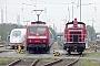 """Krupp 4622 - DB Schenker """"363 210-6"""" 10.04.2014 - Dortmund, BetriebsbahnhofAndreas Steinhoff"""