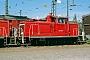 """Krupp 4622 - Railion """"363 210-6"""" 29.04.2007 - Herne, Wanne-EickelJulius Kaiser"""