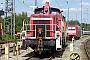 """Krupp 4622 - DB Cargo """"363 210-6"""" 07.08.2017 - Dortmund, BetriebsbahnhofAndreas Steinhoff"""