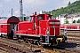 """Krupp 4623 - Railion """"363 211-4"""" 09.07.2005 - Koblenz, HauptbahnhofWolfgang Platz"""