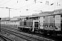 "Krupp 4623 - DB ""261 211-7"" 15.02.1980 - Düsseldorf, HauptbahnhofDr. Günther Barths"