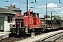 """Krupp 4624 - Railion """"363 212-2"""" 23.06.2008 - Zwickau (Sachsen), HauptbahnhofKlaus Hentschel"""
