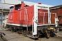 """Krupp 4626 - Railion """"365 214-6"""" 07.02.2005 - FuldaPatrick Rehn"""