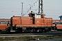 """Krupp 4626 - DB """"261 214-1"""" 02.03.1975 - WetzlarWerner Brutzer"""