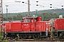 """Krupp 4627 - DB AG """"363 215-5"""" 09.07.2006 - Hagen-Vorhalle, Triebfahrzeug ServicestelleIngmar Weidig"""