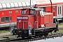 """Krupp 4627 - DB Schenker """"363 215-5"""" 07.01.2012 - KielTomke Scheel"""