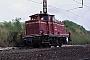"Krupp 4630 - DB ""261 218-2"" 09.07.1977 - AspergWerner Brutzer"