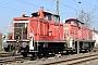 """Krupp 4630 - DB Schenker """"363 218-9"""" 11.03.2014 - BickenbachKurt Sattig"""