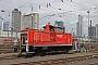 """Krupp 4630 - DB Schenker """"363 218-9"""" 26.04.2015 - Frankfurt (Main), HauptbahnhofWerner Schwan"""