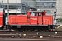 """Krupp 4630 - DB Schenker """"363 218-9"""" 29.04.2011 - Frankfurt (Main), HauptbahnhofDietrich Bothe"""