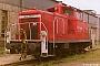 "Krupp 4630 - DB Cargo ""363 218-9"" 30.05.2001 - Seddin, BetriebshofGeorge Walker"