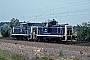 """Krupp 4631 - DB """"365 219-5"""" 29.07.1989 - SersheimWerner Brutzer"""