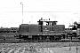 "Krupp 4631 - DB ""V 60 1219"" __.05.1965 - Kornwestheim, RangierbahnhofKarl-Friedrich Seitz"