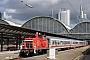 """Krupp 4631 - DB Schenker """"363 219-7"""" 15.09.2010 - Frankfurt (Main), HauptbahnhofWerner Schwan"""