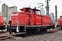 """Krupp 4631 - DB Schenker """"363 219-7"""" 24.01.2013 - Frankfurt (Main)Matthias Kraus"""