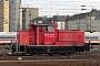 "Krupp 4631 - DB Schenker ""363 219-7"" 20.09.2012 - Frankfurt (Main), HauptbahnhofHeiko Müller"