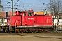 """Krupp 4632 - DB Cargo """"363 220-5"""" 25.02.2018 - Kornwestheim, BetriebshofHans-Martin Pawelczyk"""