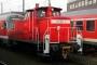 "Krupp 4635 - Railion ""363 223-9"" 21.02.2008 - Bremen, HauptbahnhofMarek Niemiec"