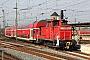 """Krupp 4635 - DB Schenker """"363 223-9"""" 06.03.2013 - Bremen, HauptbahnhofPhilipp Richter"""