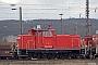 """Krupp 4636 - DB AG """"363 224-7"""" 25.03.2007 - Hagen-Vorhalle, RangierbahnhofIngmar Weidig"""