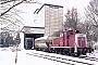 """Krupp 4636 - DB Cargo """"365 224-5"""" __.01.2001 - Herford, Brauerei FelsenkellerHeino Uekermann"""