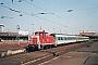 """Krupp 4639 - DB AG """"365 227-8"""" 02.04.1999 - Kassel, HauptbahnhofFrank Pfeiffer"""