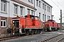 "Krupp 4642 - DB Schenker ""363 230-4"" 05.11.2014 - Mannheim, RangierbahnhofJens Grünebaum"