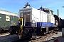 "Krupp 4642 - BKE ""363 230-4"" 15.09.2019 - Heilbronn, Süddeutsches EisenbahnmuseumLeon Schrijvers"