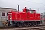 "Krupp 4643 - Railion ""363 231-2"" 10.04.2005 - Augsburg, HauptbahnhofMarkus O. Robold"