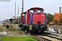 """LEW 16575 - Finsterwalder Eisenbahn """"V 68"""" 13.10.2015 - FinsterwaldeRudi Lautenbach"""