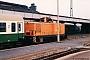 """LEW 17678 - DR """"345 152-3"""" 22.09.1993 - Halle (Saale), HauptbahnhofFrank Weimer"""