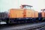 "LHB 3142 - On Rail ""541"" 06.01.1996 - Moers, NIAG GüterbahnhofPatrick Paulsen"