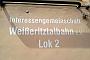 """LKM 252067 - IG Weißeritztalbahn """"2"""" 14.07.2012 - Freital-HainsbergMario Schlegel"""