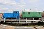 """LKM 252401 - Geraer Eisenbahnwelten """"V 10 401"""" 30.04.2016 - GeraThomas Wohlfarth"""