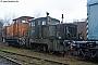 LKM 261571 - Privat 14.12.2019 - Chemnitz-Hilbersdorf, Sächsisches EisenbahnmuseumFrank Weimer